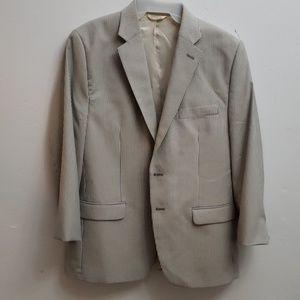Lauren Ralph Lauren seersucker jacket 42s